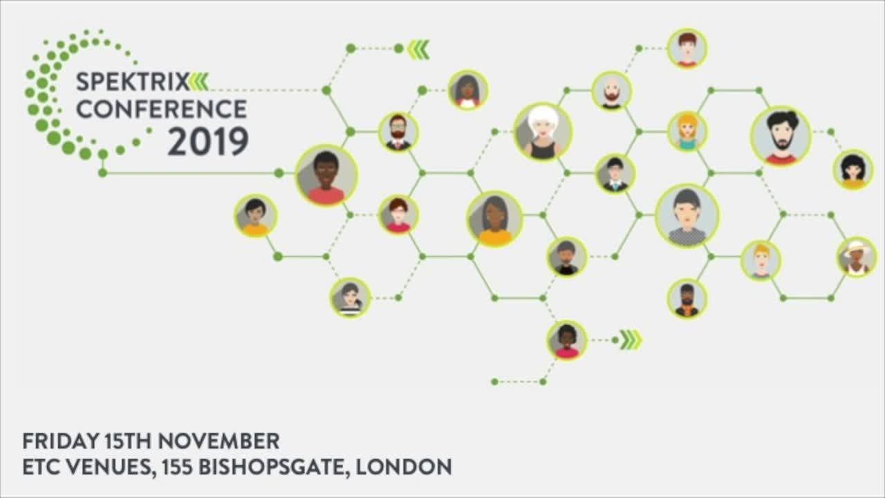 Spektrix Conference 2019