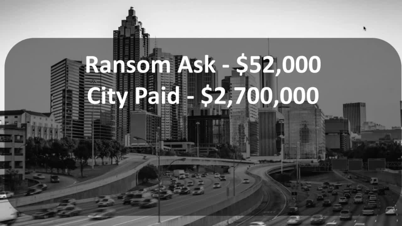Video _ The Atlanta Ransomware Attack
