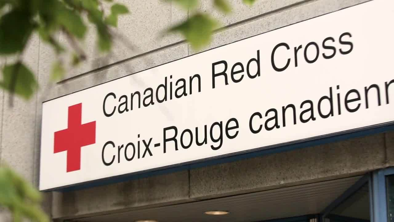Cross our hearts: how we partner with the Canadian Red Cross to support thousands across the country