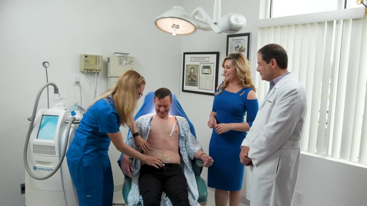 CoolSculpting just works