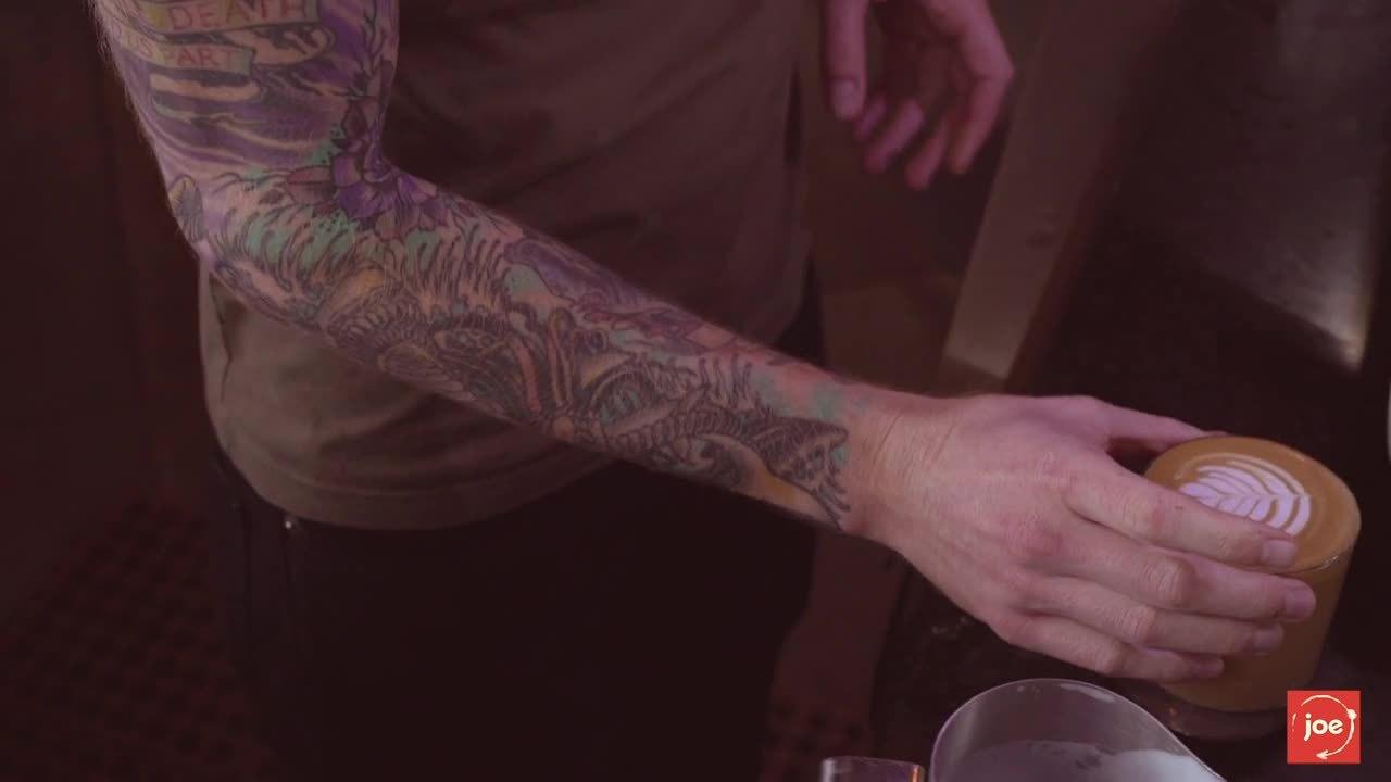 Joe Coffee - Beacuse of Coffee - Anthem (Full Story)