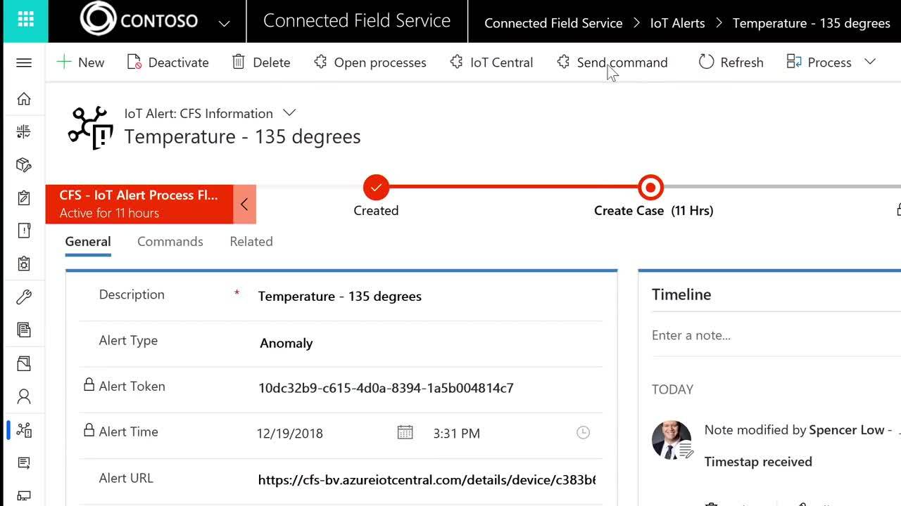 Transform field service with Microsoft Dynamics 365