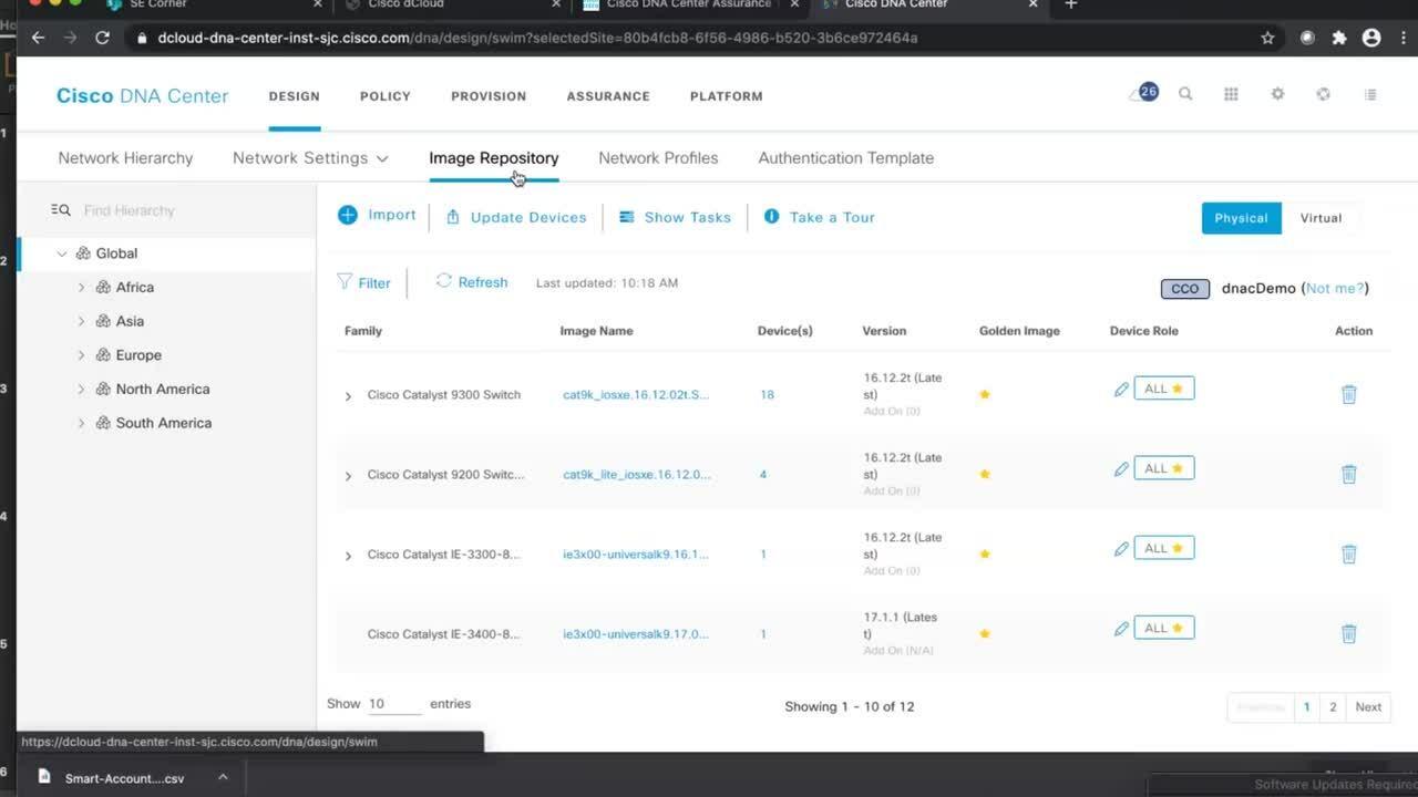 99 Ventajas de la plataforma DNA de Cisco