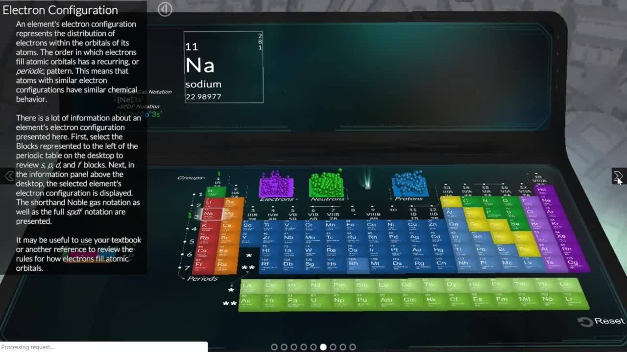 Gale Interactive: Chemistry Webinar Thumbnail
