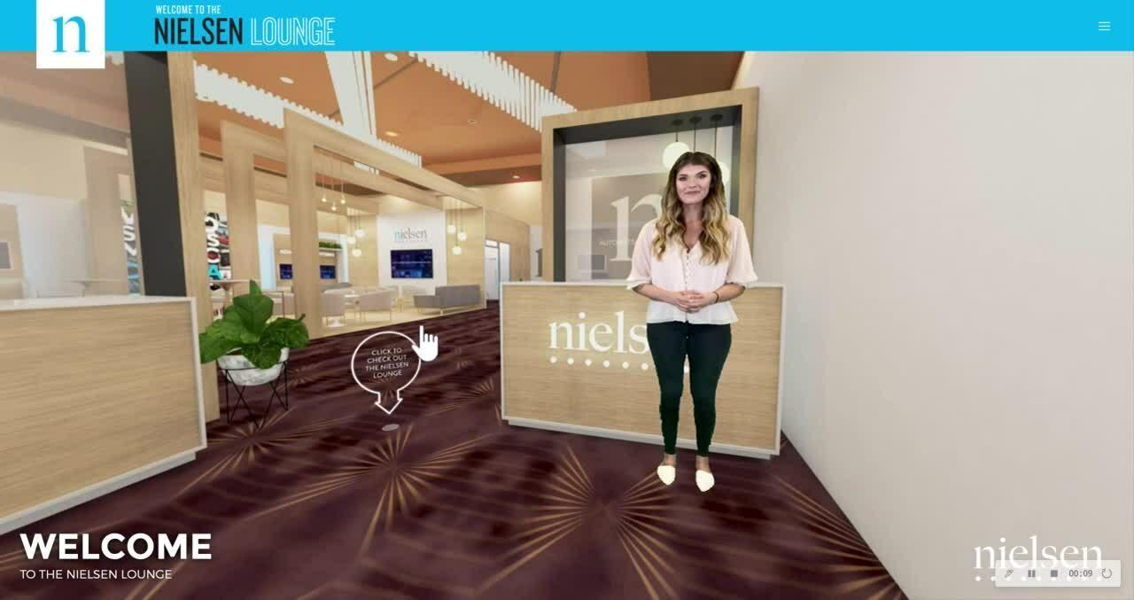 Virtual Environment - Lounge