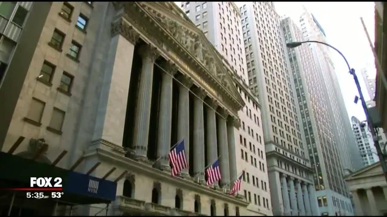 Josh Levine Stock Market WJBK 535pm 10-11-18