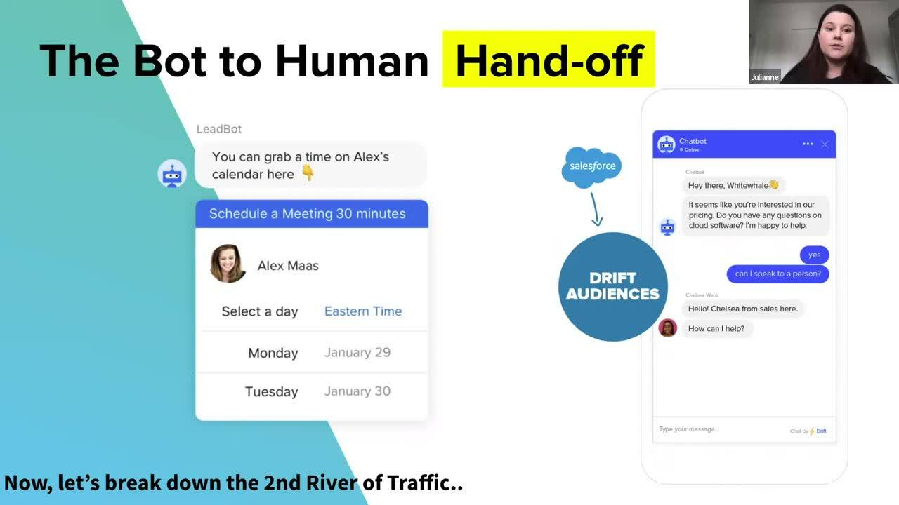 River of Traffic Webinar