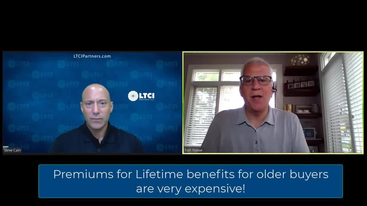 lifetime benefit period