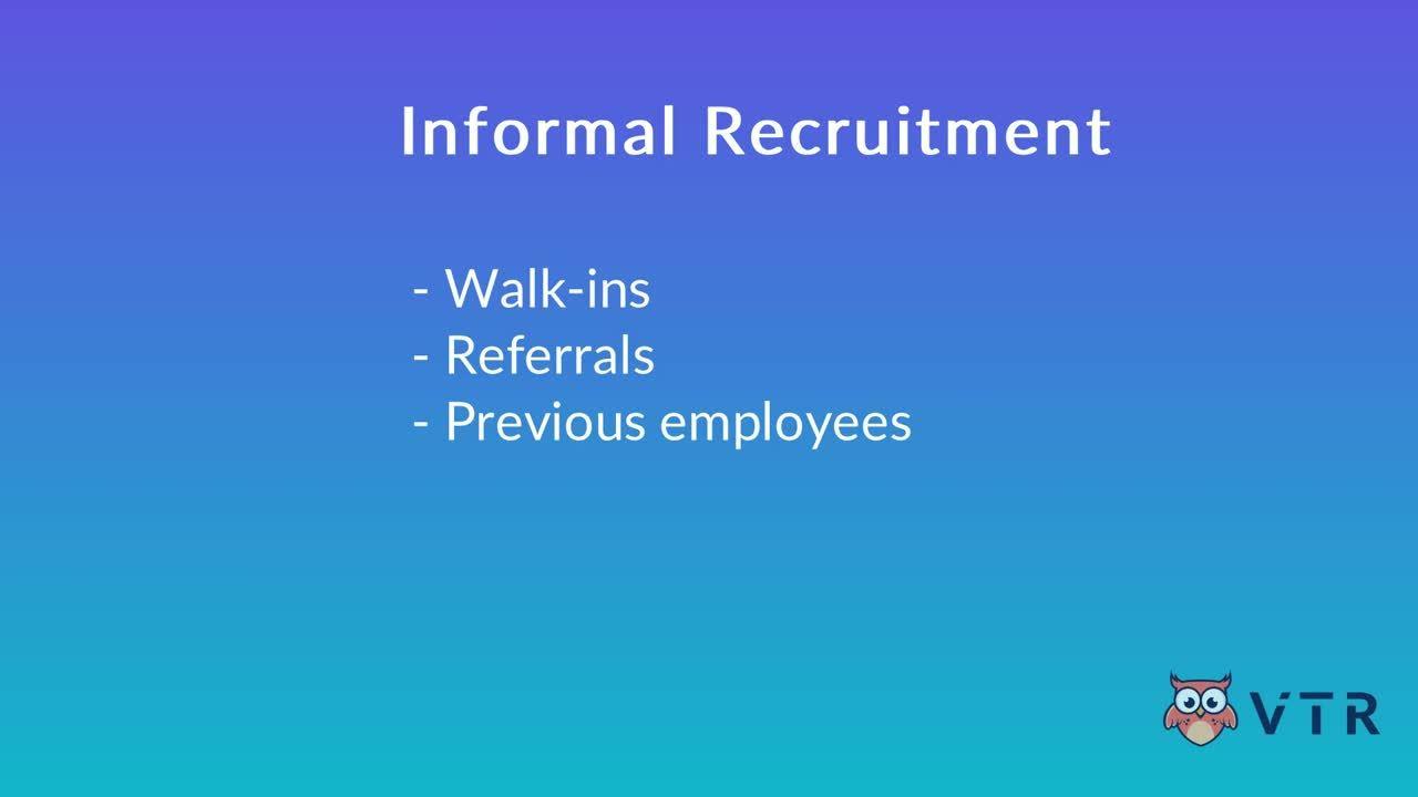 Pillar Page HR Recruitment