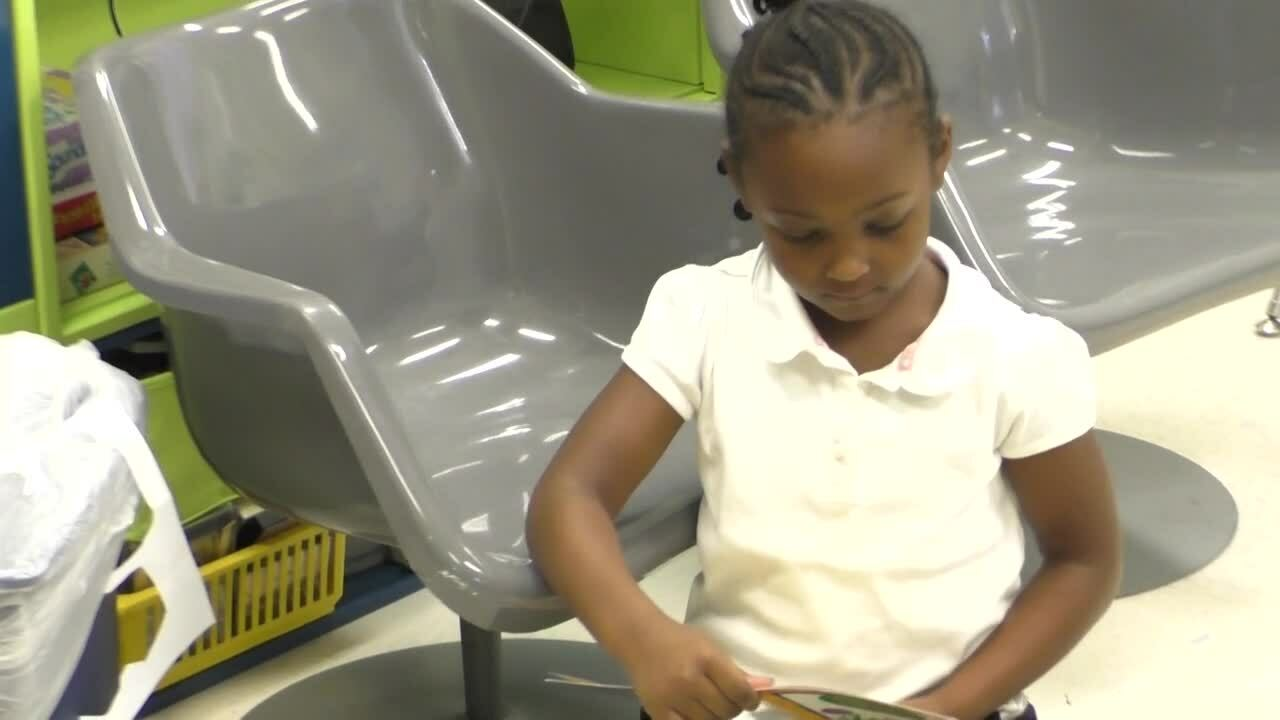 A Day In Kindergarten at Liberty Christian School (1)