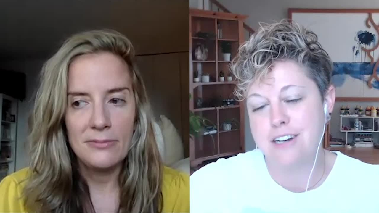 EP 66_ Navigating Agency Life Transitions, with Annie Scranton