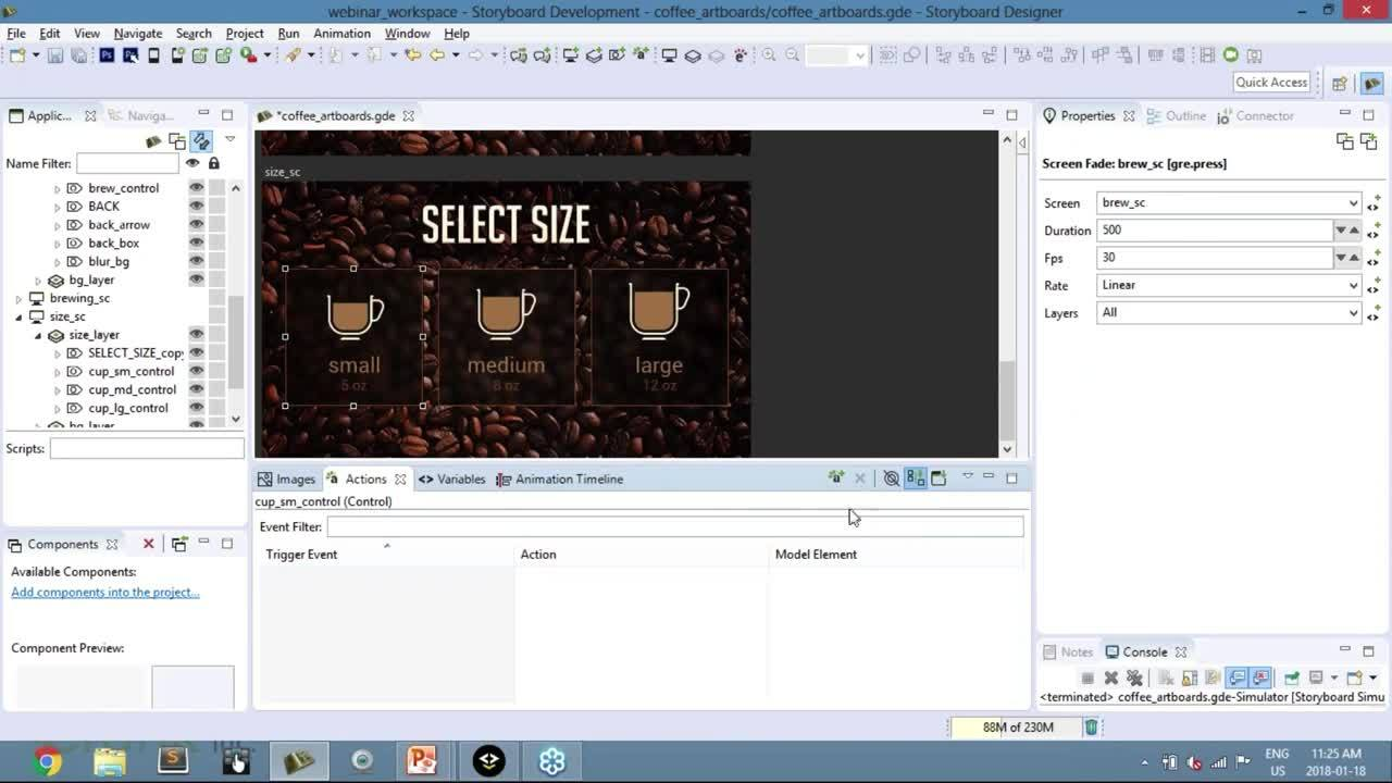 Webinar Storyboard Suite and NXP i.MX RT1050