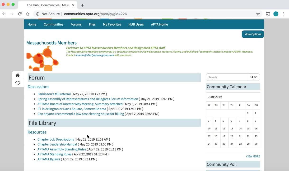 APTAMA Community Access Video