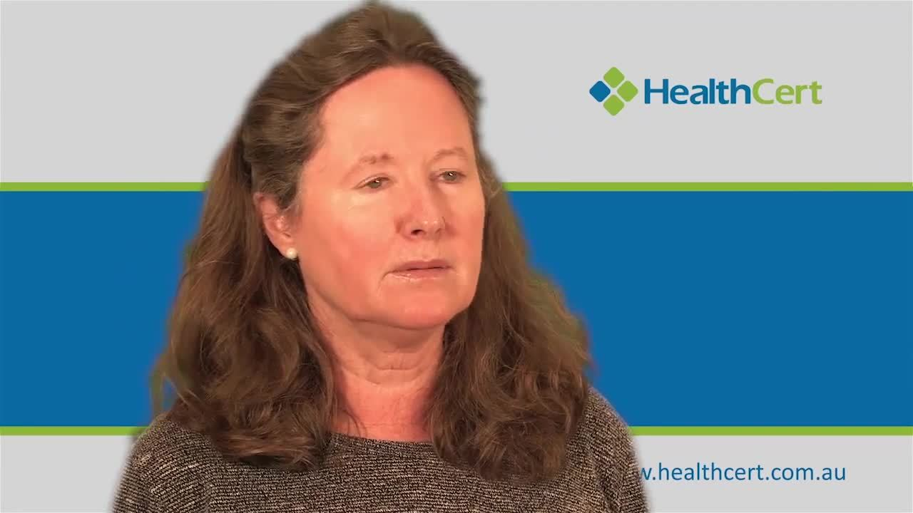 Professional Certificate of General Dermatology - Kathleen O'Hanlon