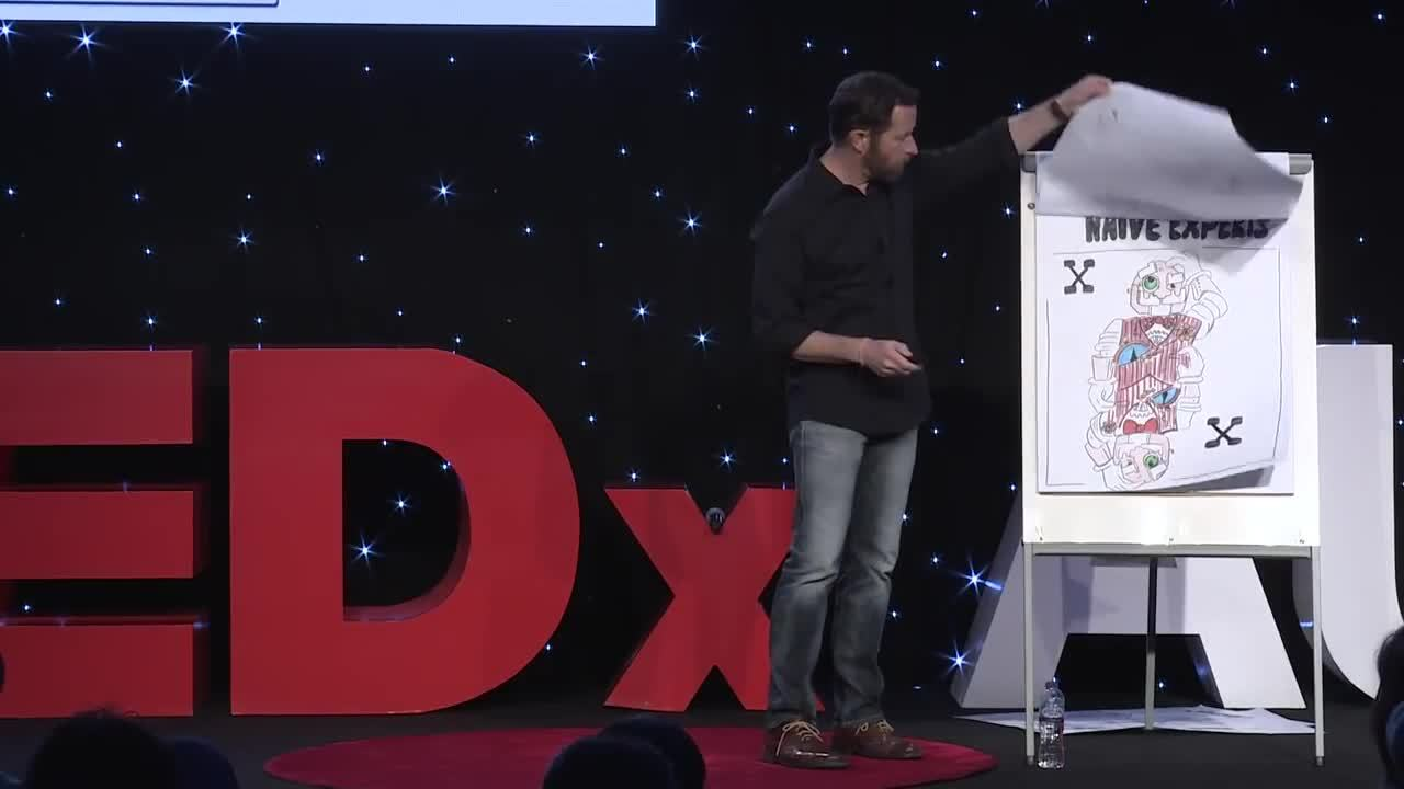 The Theory of Creativity  _ Duncan Wardle _ TEDxAUK