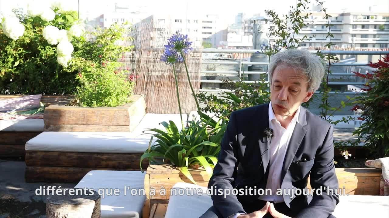 Interview 1 - Eric de La Guéronnière