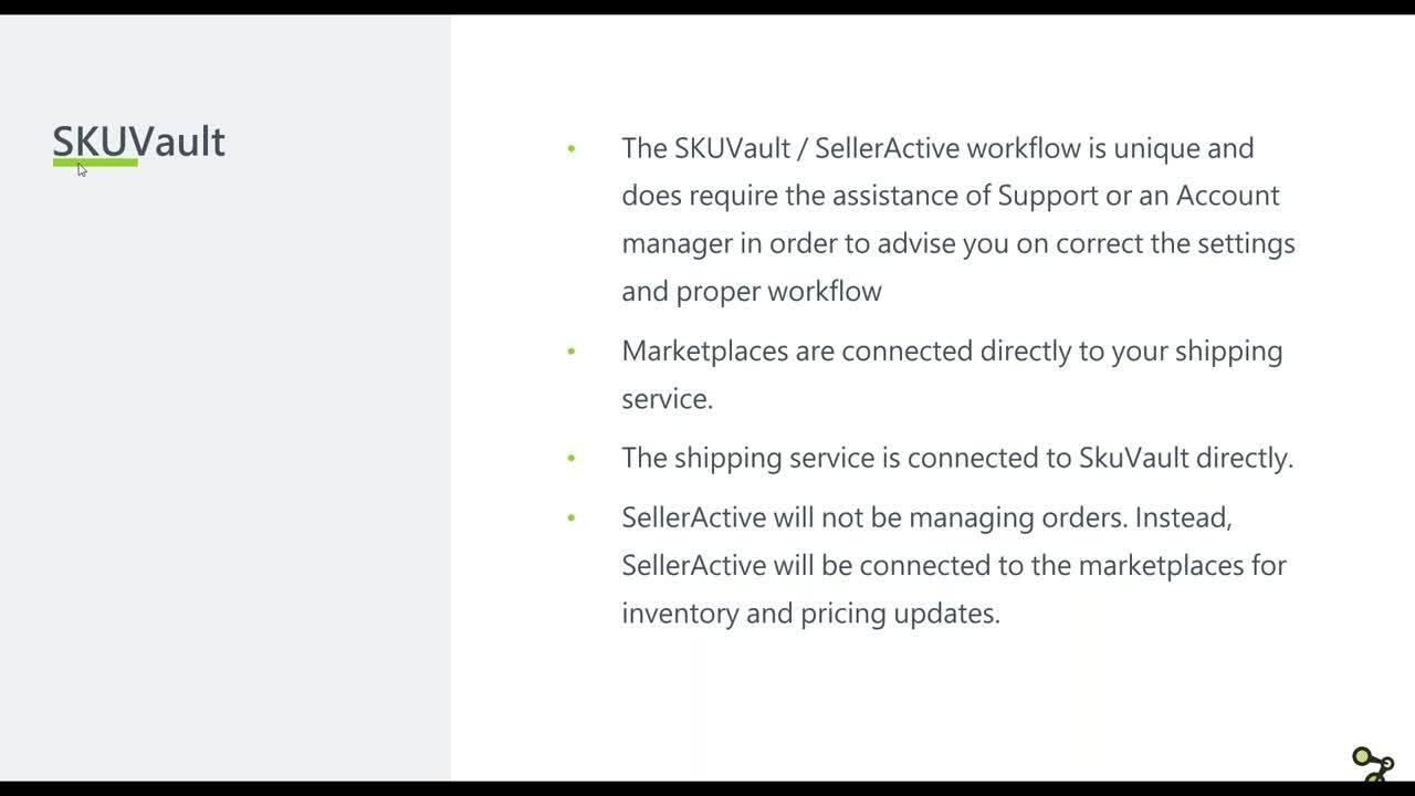 SkuVault Order Management