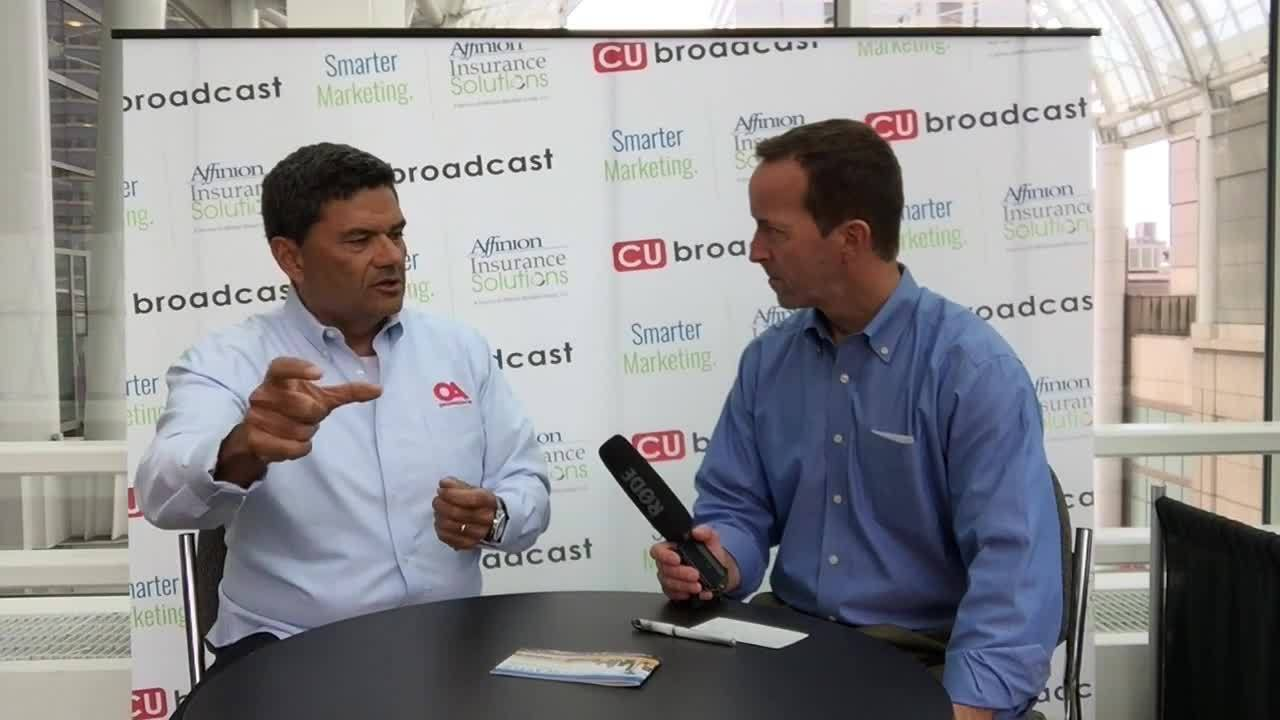 NAFCU Interviews_ OnApproach's Paul Ablack Discusses Launch of Central Data Repository for Industry.
