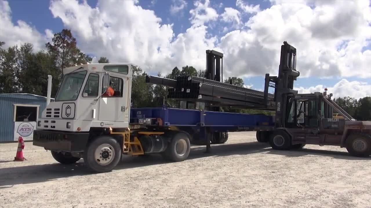 JAXPORT partner unveils latest evolution in container shipping