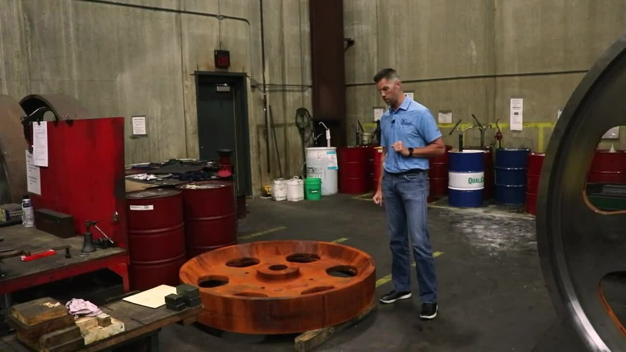 A Minute with Matt _ Importance of Cast Iron Wheels _ McDonough Manufacturing