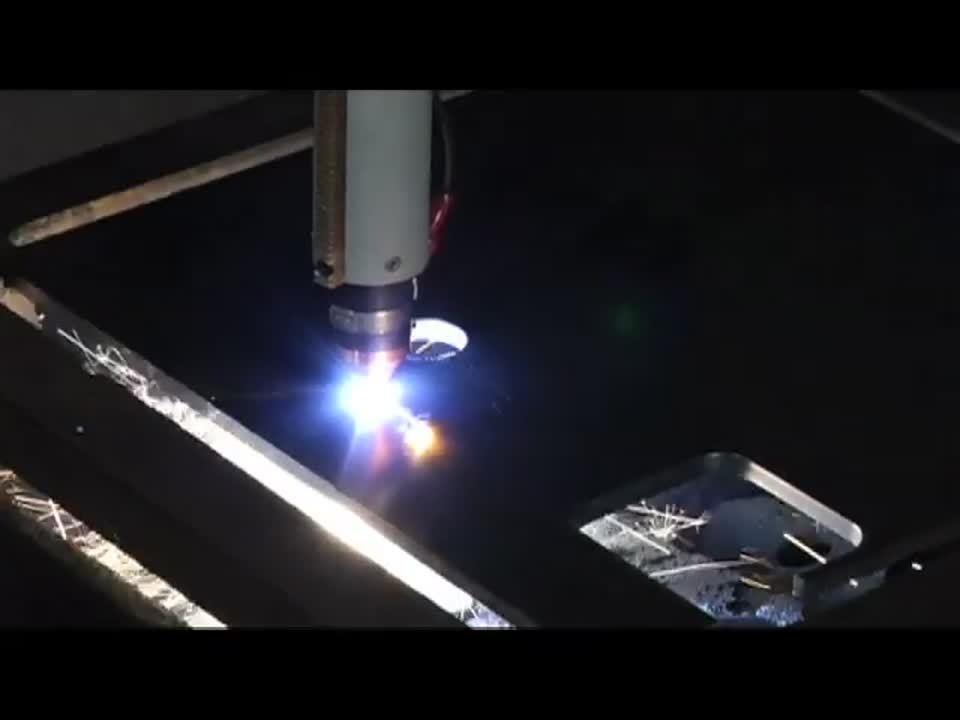 Powermax45 mechanized cutting 10mm mild steel