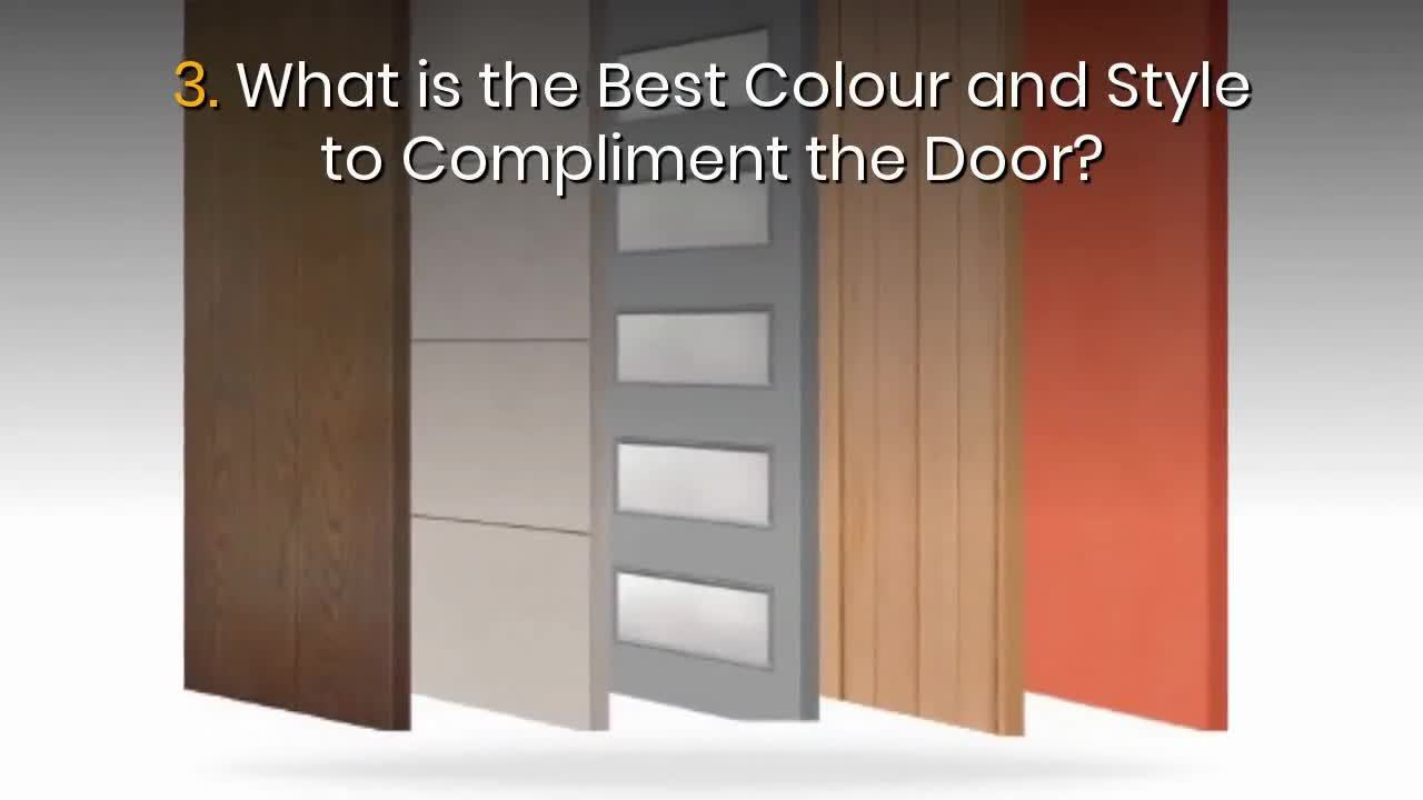 Parkwood Products Ltd - Questions to Ask Before Choosing Entry Door Handles and Locks Writer (edit)