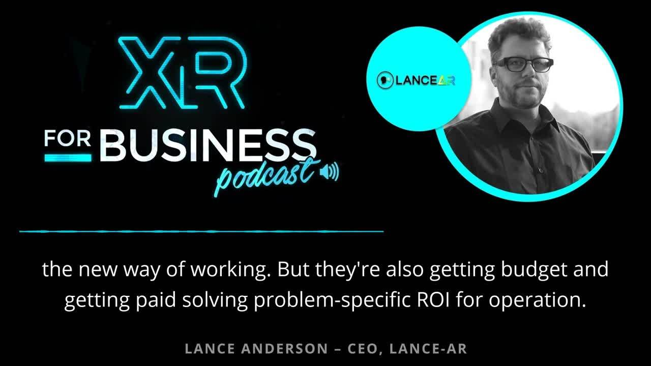 Lance Anderson - CEO, Lance-AR (Made by Headliner)