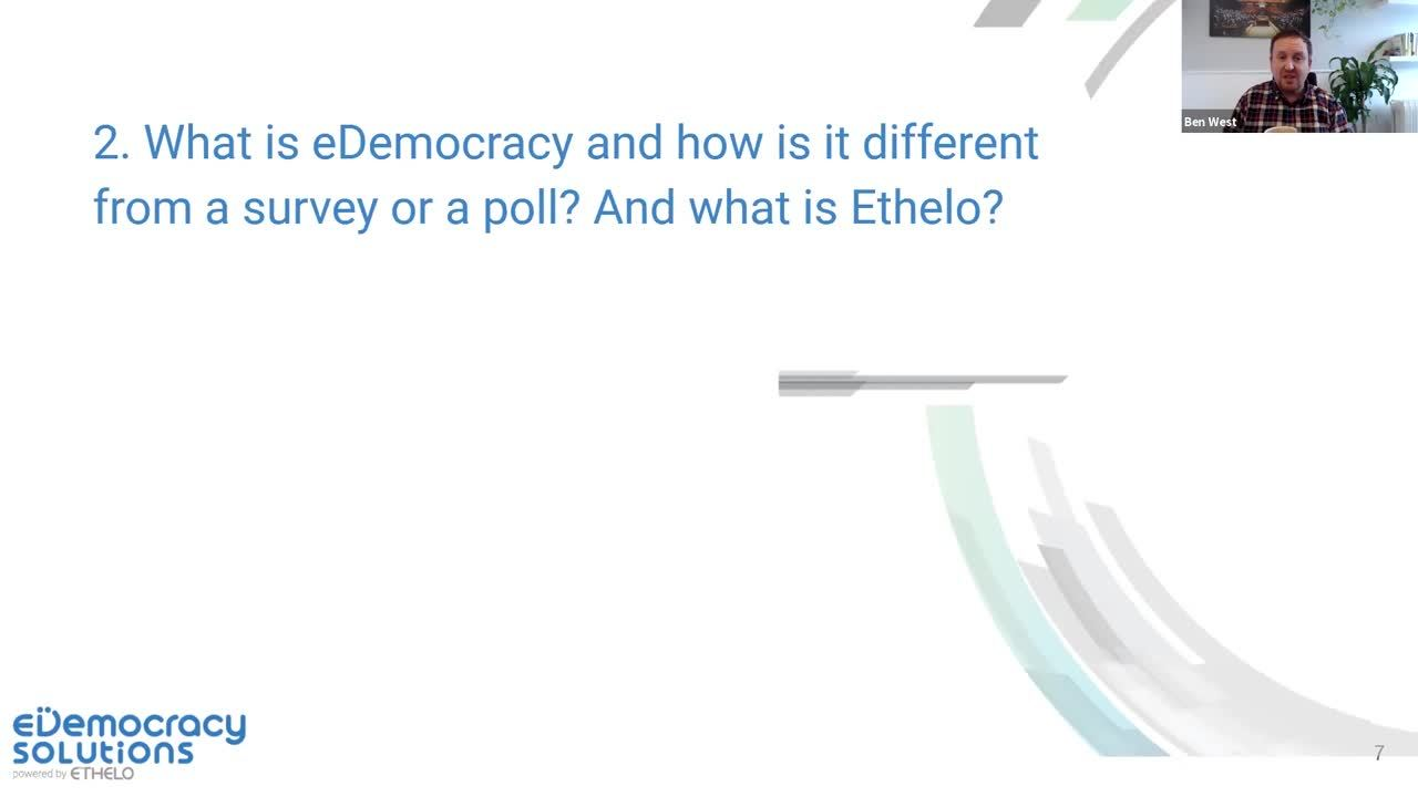 What is eDemocracy (1)