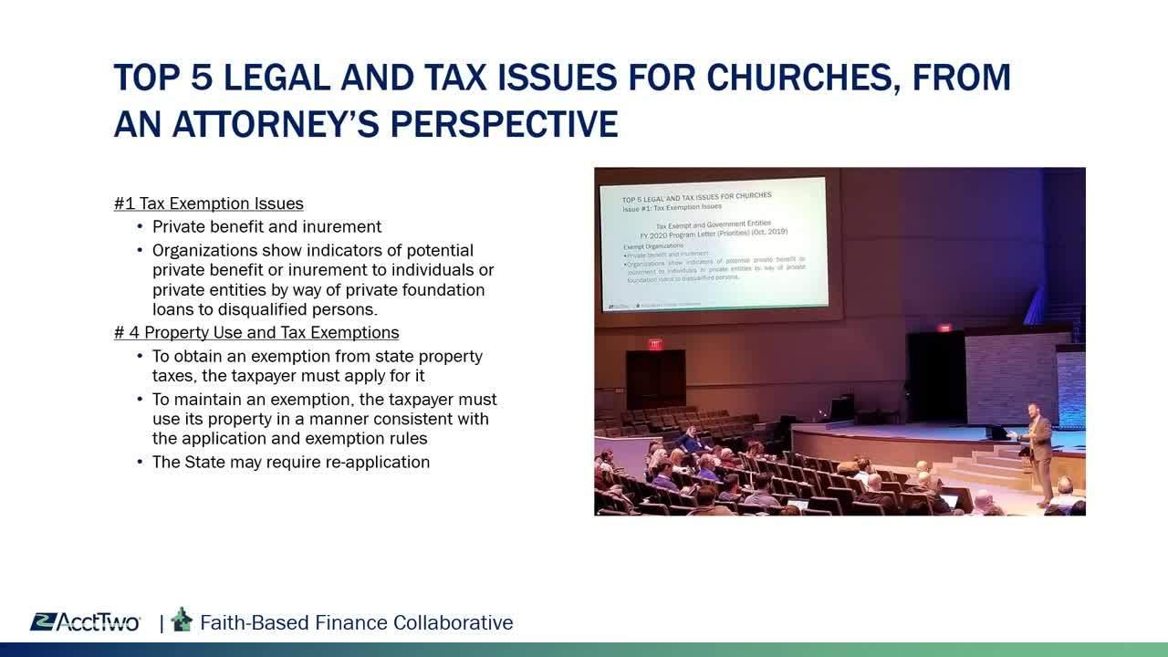 Faith-Based Finance Collaborative 2020 Recap