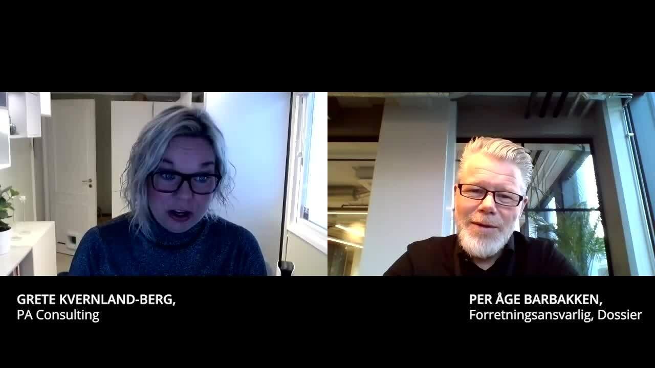 Gevinstrealisering med PA consulting - Dossier Kommuneforum 2021