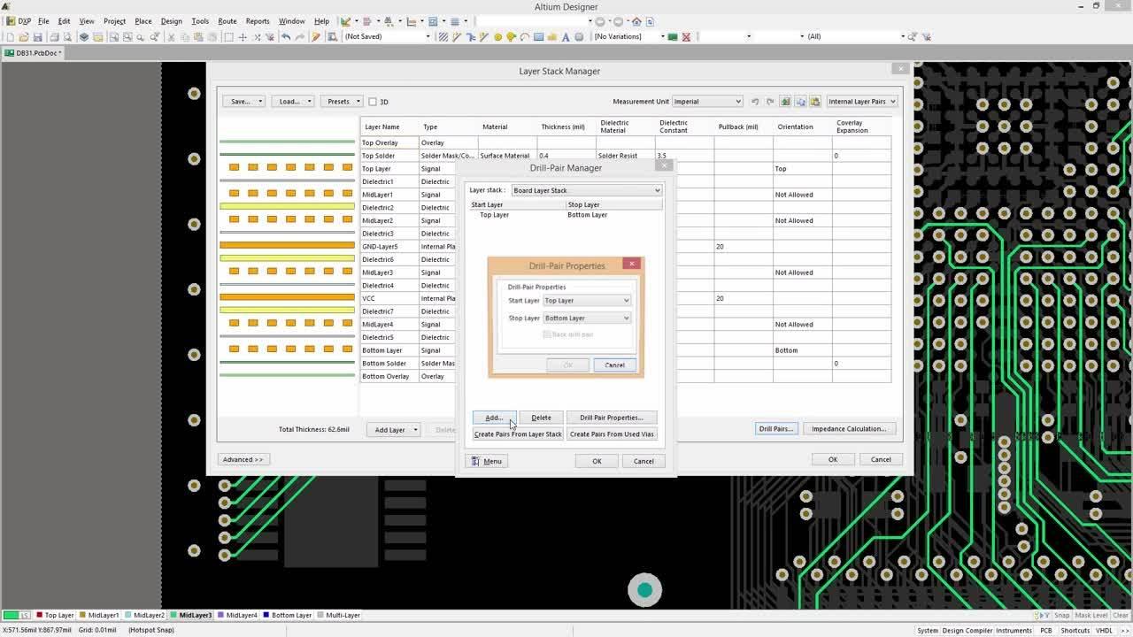 Flex board design software