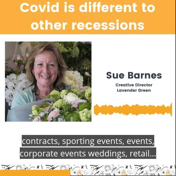 Sue Barnes - Covid is different