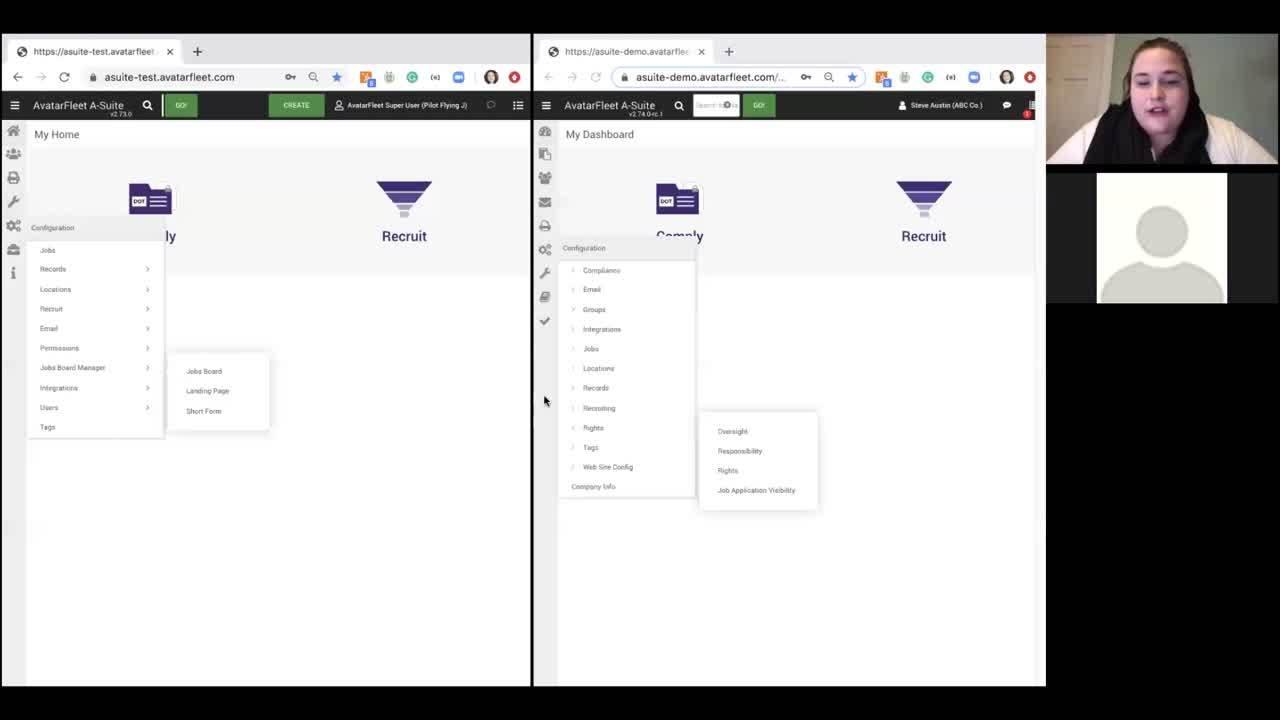 New Nav Menu Webinar