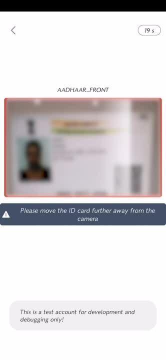 英文版卡片检测视频模糊