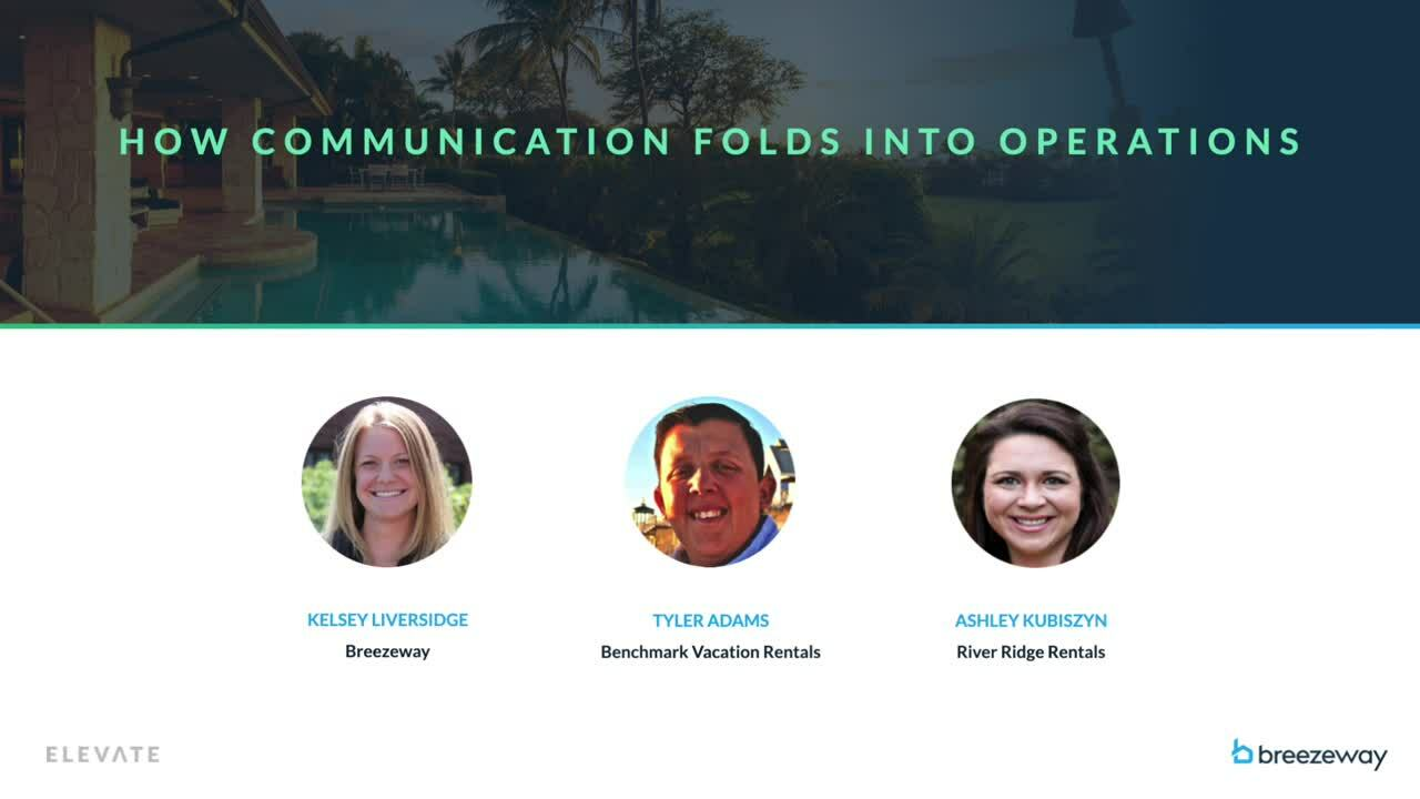 How Guest Communication Folds into Operations