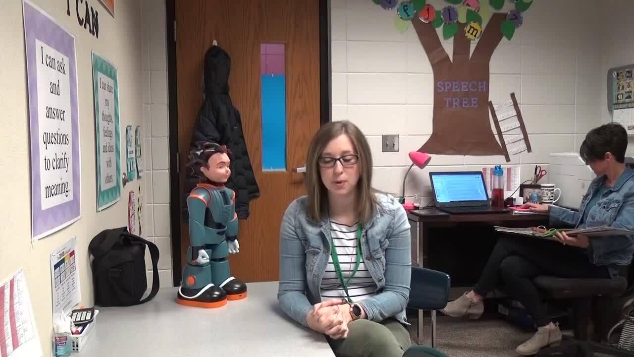 robots4autism_ Green Hills AEA Milo