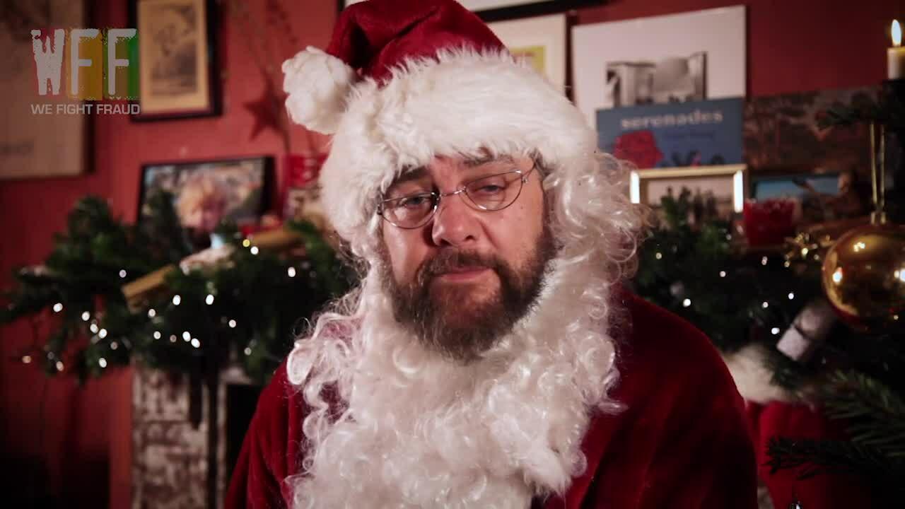 Twelve Frauds of Christmas Day 6