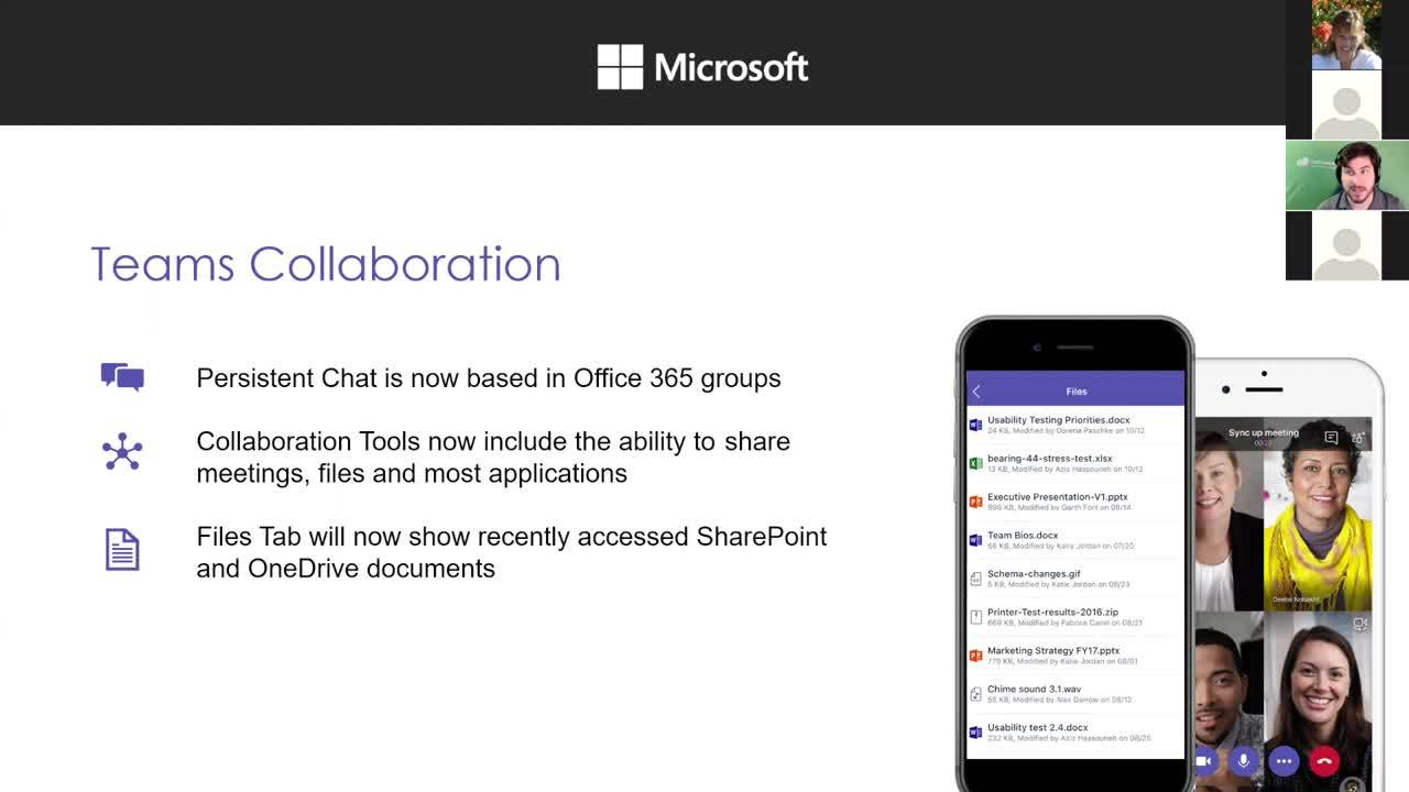 What's New in Microsoft Teams?