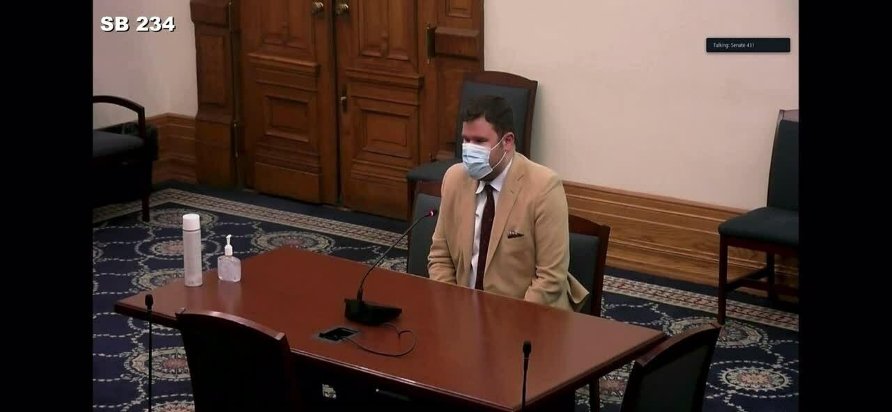 Attorney Andrew B. Joness Testimony in support of SB 234-1