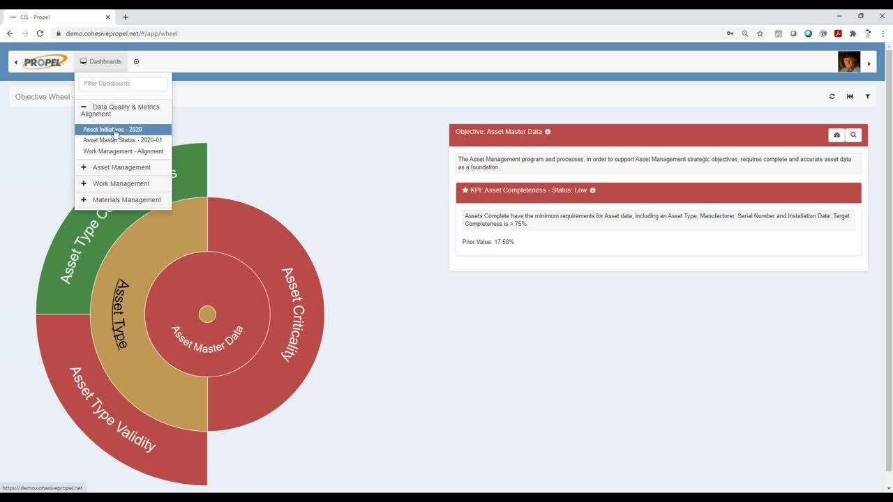 Visualize, Track And Manage Maintenance Improvement Initiatives with Propel®