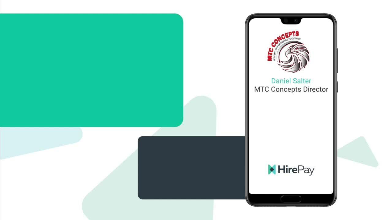 HirePay Testimonial  MTC CONCEPTS