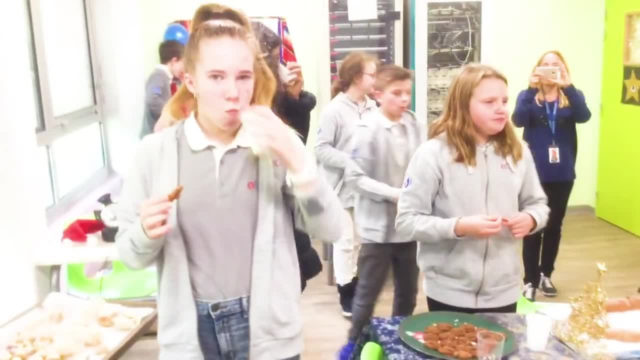 yr 8 celebrating nye in Latin America-