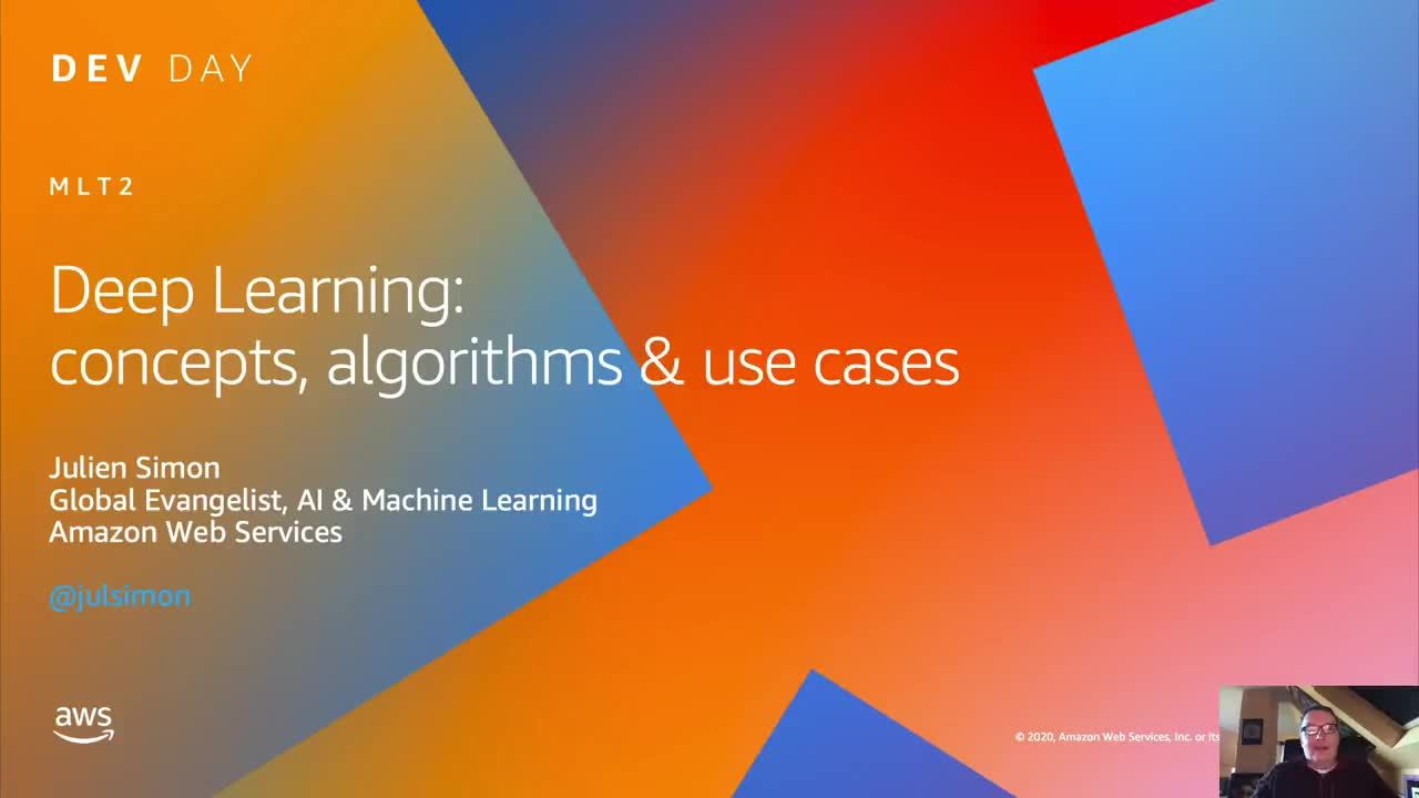Deep Learning: Concepts, Algorithms & Use Cases