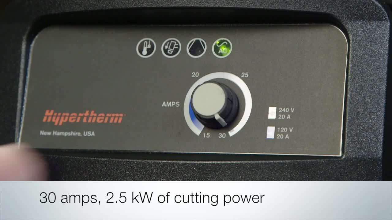 Powermax30 AIR Overview