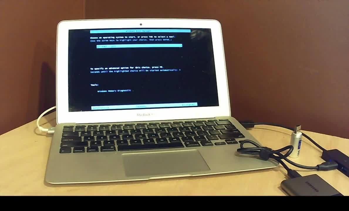 Mac Boot APFS