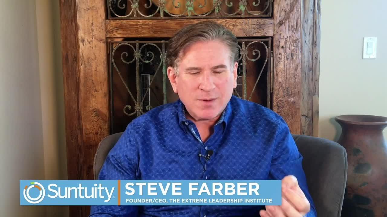 Steve Farber: Focus on The Future