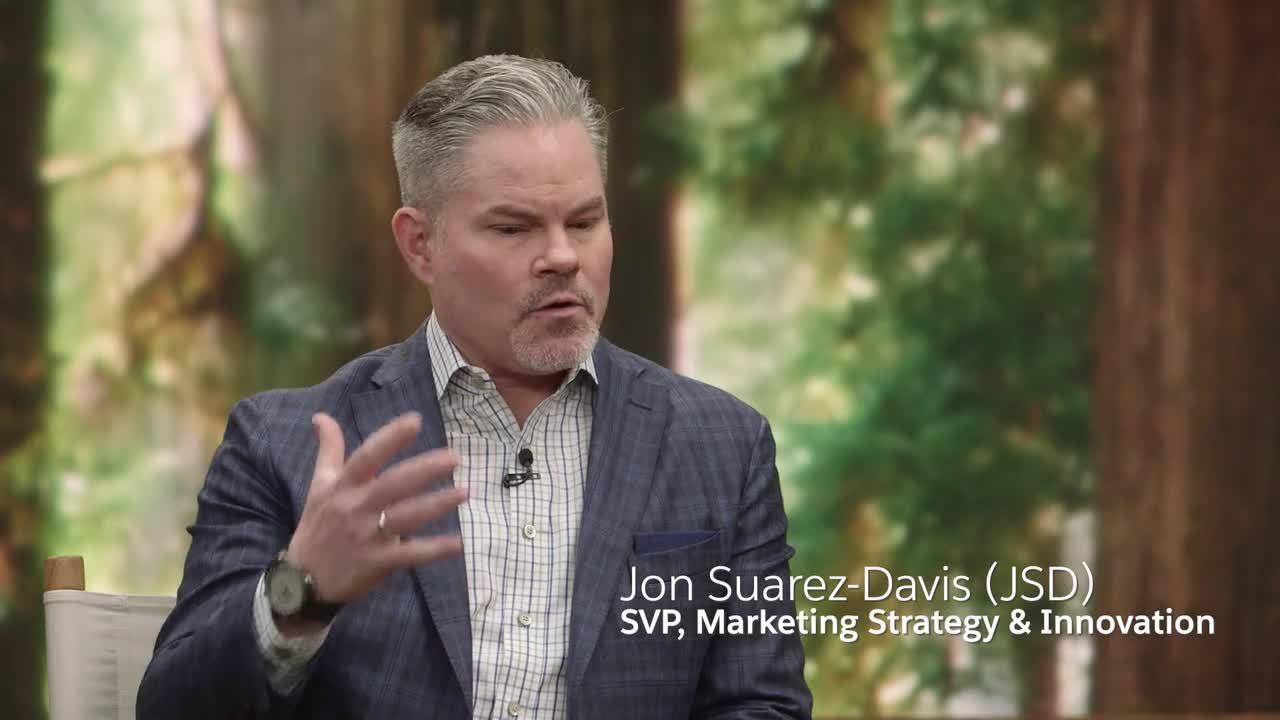 Jon Suarez-Davis explains the power of the community