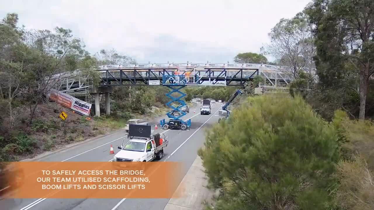 QLD (Sunshine Coast) - Eenie Creek Bridge