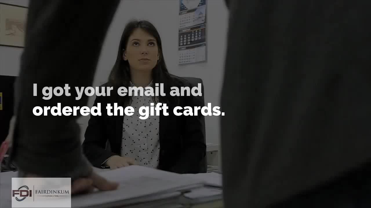 Phishing Email Cybersecurity Training Fairdinkum