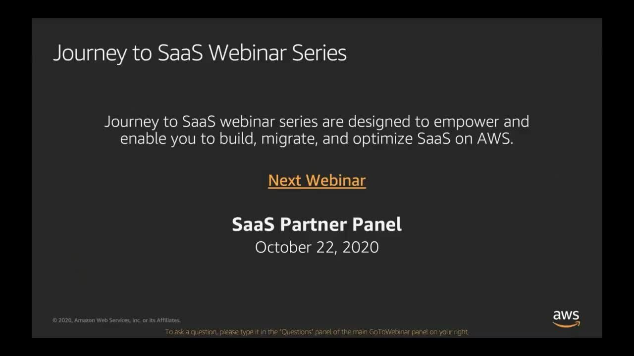 SaaS Pricing Models Webinar